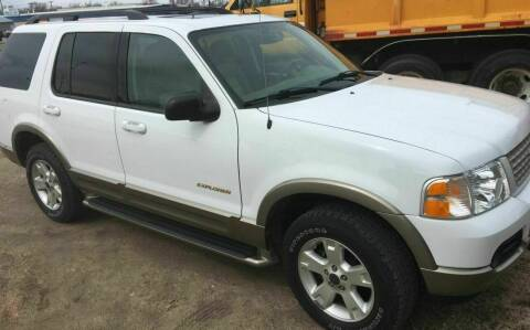 2004 Ford Explorer for sale at Bramble's Auto Sales in Hastings NE