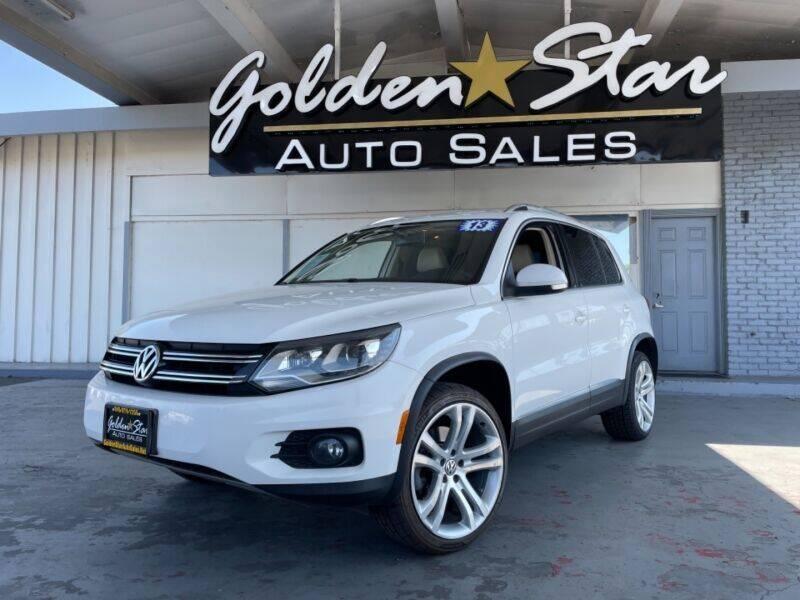 2013 Volkswagen Tiguan for sale at Golden Star Auto Sales in Sacramento CA
