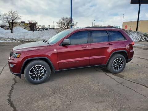 2019 Jeep Grand Cherokee for sale at GOOD NEWS AUTO SALES in Fargo ND