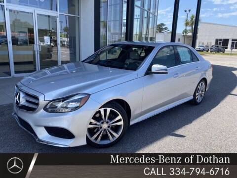 2016 Mercedes-Benz E-Class for sale at Mike Schmitz Automotive Group in Dothan AL
