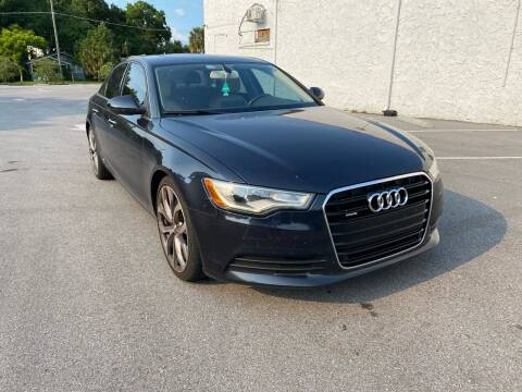 2015 Audi A6 for sale at LUXURY AUTO MALL in Tampa FL
