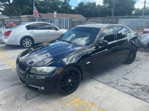 2009 BMW 3 Series for sale at P J Auto Trading Inc in Orlando FL