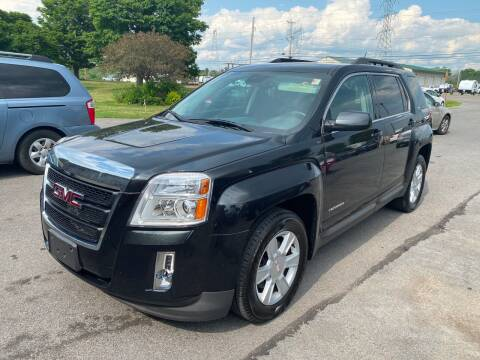 2013 GMC Terrain for sale at Paul Hiltbrand Auto Sales LTD in Cicero NY
