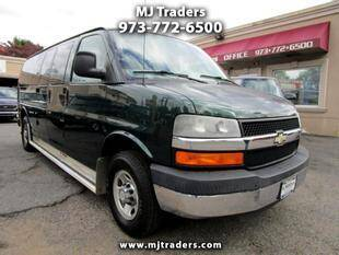 2008 Chevrolet Express Passenger for sale at M J Traders Ltd. in Garfield NJ