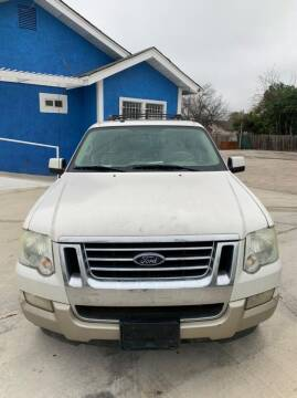 2008 Ford Explorer for sale at Progressive Auto Plex in San Antonio TX
