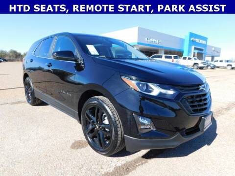 2021 Chevrolet Equinox for sale at Stanley Chrysler Dodge Jeep Ram Gatesville in Gatesville TX