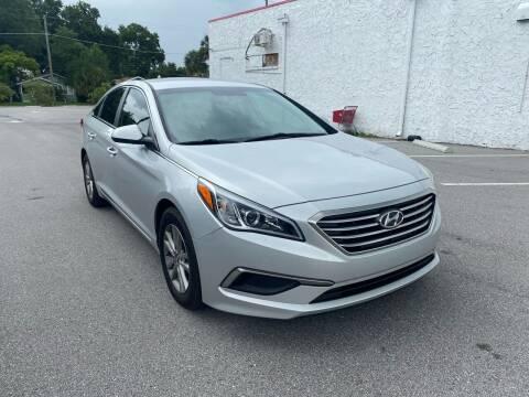 2016 Hyundai Sonata for sale at Consumer Auto Credit in Tampa FL