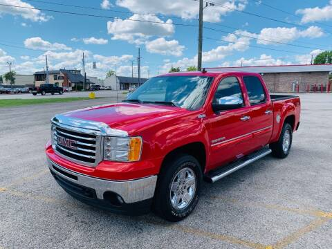 2011 GMC Sierra 1500 for sale at Xtreme Motors Inc. in Indianapolis IN