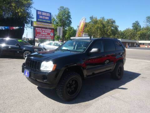 2006 Jeep Grand Cherokee for sale at Right Choice Auto in Boise ID