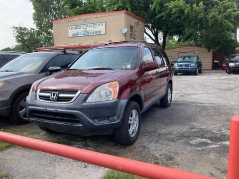 2003 Honda CR-V for sale at Used Car City in Tulsa OK