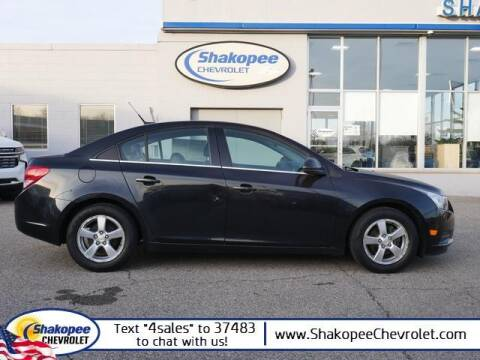 2011 Chevrolet Cruze for sale at SHAKOPEE CHEVROLET in Shakopee MN