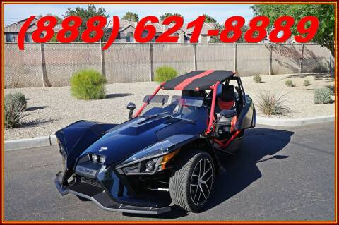 2016 Polaris Slingshot for sale at AZautorv.com in Mesa AZ