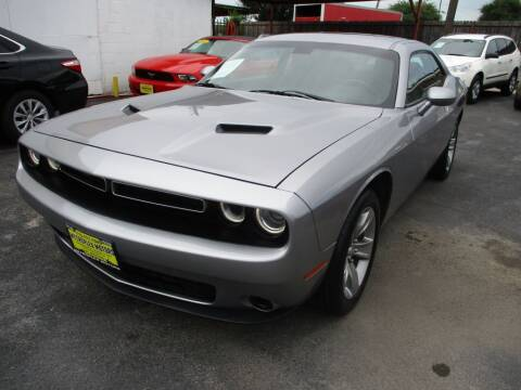 2016 Dodge Challenger for sale at Metroplex Motors Inc. in Houston TX