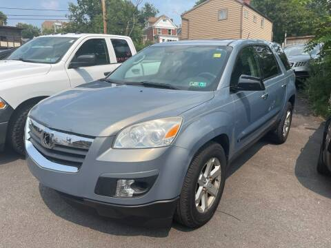 2007 Saturn Outlook for sale at Fellini Auto Sales & Service LLC in Pittsburgh PA