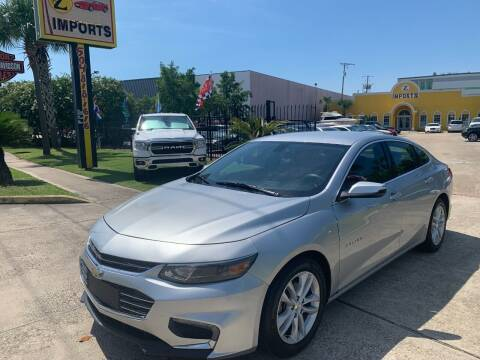 2018 Chevrolet Malibu for sale at A to Z IMPORTS in Metairie LA