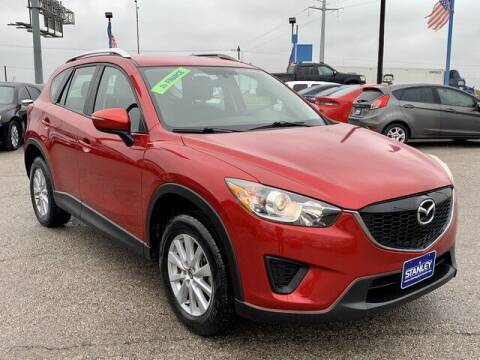 2015 Mazda CX-5 for sale at Stanley Automotive Finance Enterprise - STANLEY DIRECT AUTO in Mesquite TX