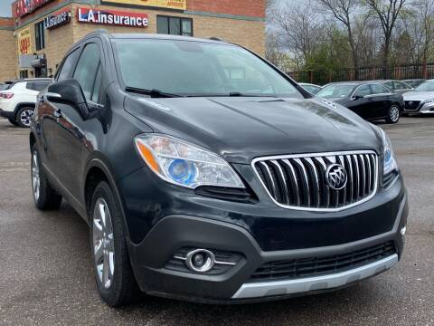2014 Buick Encore for sale at Car Source in Detroit MI