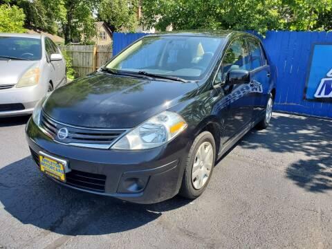 2010 Nissan Versa for sale at Appleton Motorcars Sales & Service in Appleton WI