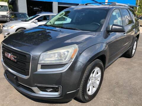 2013 GMC Acadia for sale at Capital Motors in Raleigh NC
