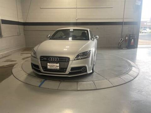 2012 Audi TTS for sale at Luxury Car Outlet in West Chicago IL
