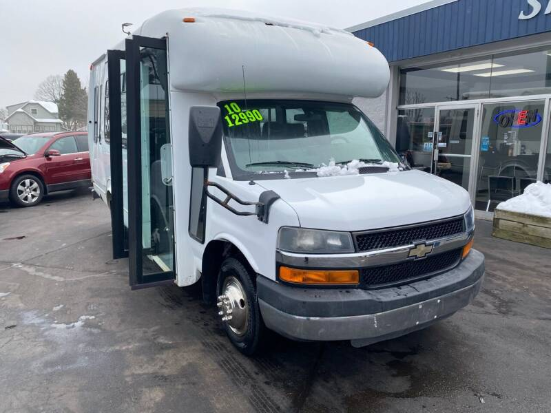 2010 Chevrolet Express Cutaway for sale at Streff Auto Group in Milwaukee WI
