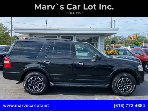 2014 Ford Expedition for sale at Marv`s Car Lot Inc. in Zeeland MI