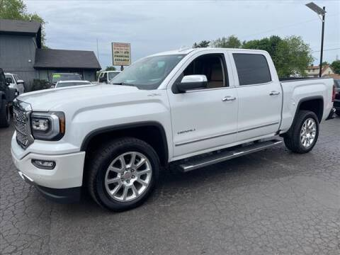 2018 GMC Sierra 1500 for sale at HUFF AUTO GROUP in Jackson MI