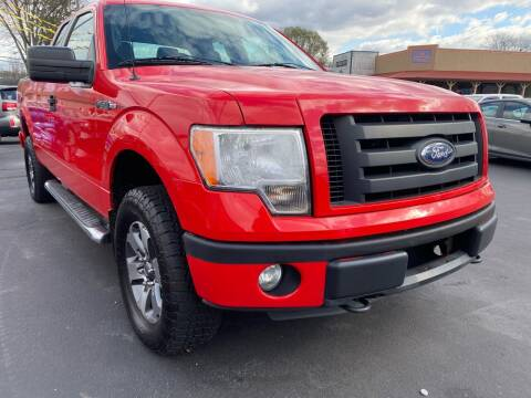 2012 Ford F-150 for sale at Auto Exchange in The Plains OH