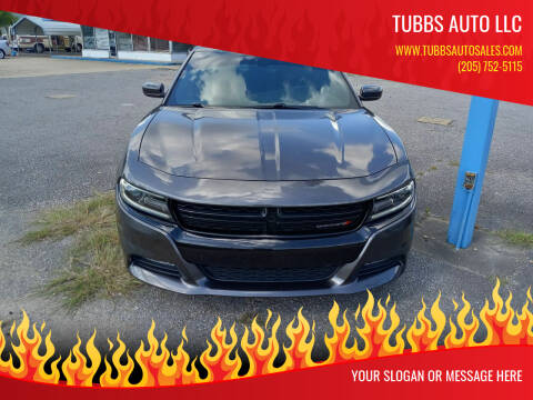2015 Dodge Charger for sale at Tubbs Auto LLC in Tuscaloosa AL