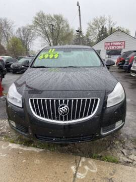 2011 Buick Regal for sale at Mastro Motors in Garden City MI