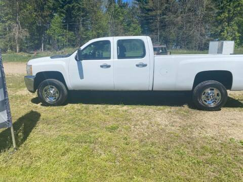 2011 Chevrolet Silverado 2500HD for sale at Hillside Motor Sales in Coldwater MI