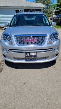 2012 GMC Acadia for sale at JR Auto in Brookings SD