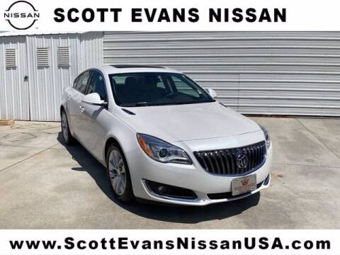 2017 Buick Regal for sale at Scott Evans Nissan in Carrollton GA