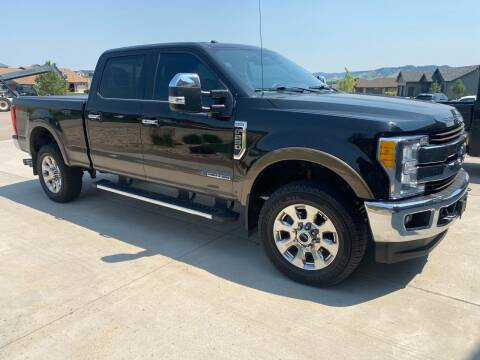 2017 Ford F-250 Super Duty for sale at FAST LANE AUTOS in Spearfish SD
