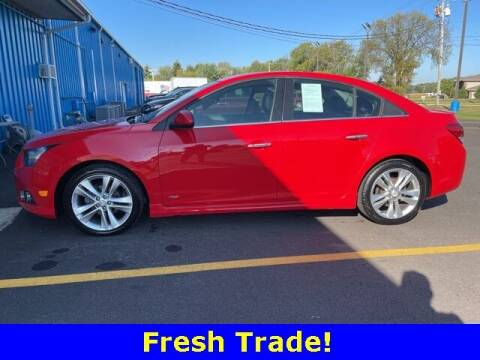 2014 Chevrolet Cruze for sale at Piehl Motors - PIEHL Chevrolet Buick Cadillac in Princeton IL
