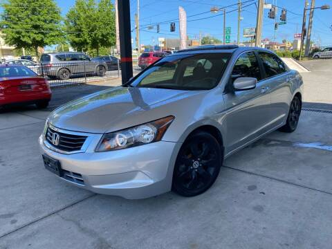 2010 Honda Accord for sale at Michael's Imports in Tallahassee FL