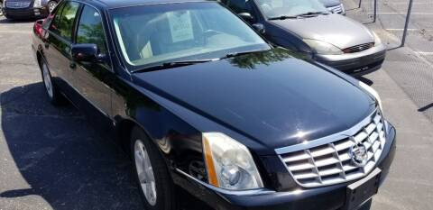 2006 Cadillac DTS for sale at Scott Thomas Automotive in Clinton Township MI