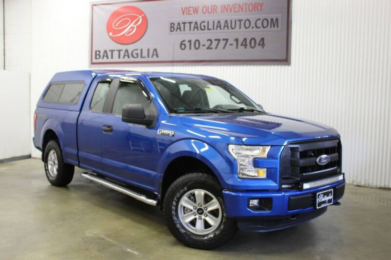 2015 Ford F-150 for sale at Battaglia Auto Sales in Plymouth Meeting PA