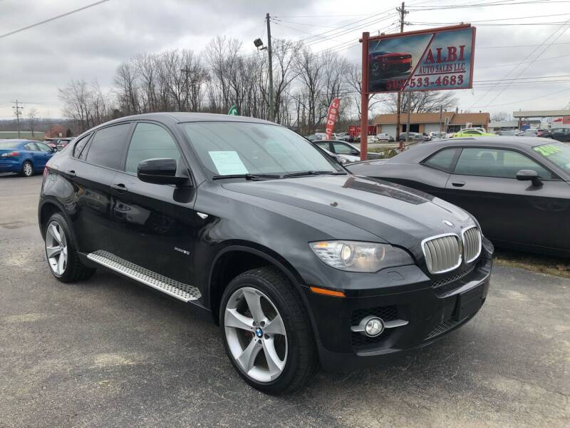 2009 BMW X6 for sale at Albi Auto Sales LLC in Louisville KY