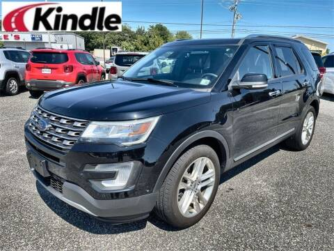 2017 Ford Explorer for sale at Kindle Auto Plaza in Cape May Court House NJ