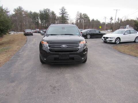 2015 Ford Explorer for sale at Heritage Truck and Auto Inc. in Londonderry NH