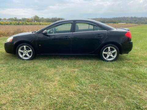 2008 Pontiac G6 for sale at Wendell Greene Motors Inc in Hamilton OH