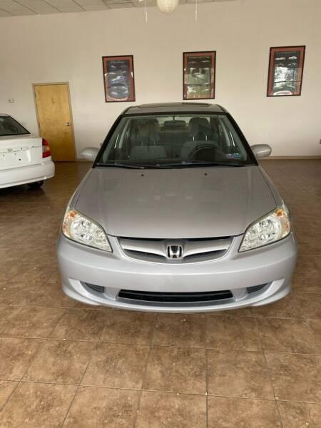 2005 Honda Civic for sale at Trans Atlantic Motorcars in Philadelphia PA