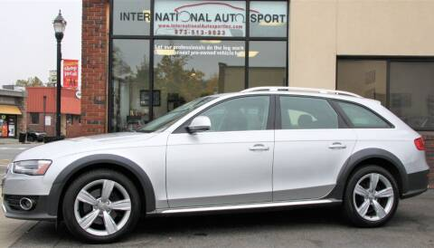 2013 Audi Allroad for sale at INTERNATIONAL AUTOSPORT INC in Pompton Lakes NJ