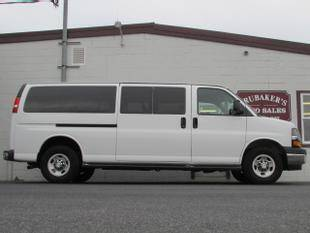 2019 Chevrolet Express Passenger for sale at Brubakers Auto Sales in Myerstown PA
