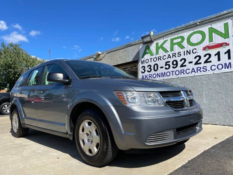 2009 Dodge Journey for sale at Akron Motorcars Inc. in Akron OH