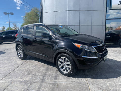 2016 Kia Sportage for sale at Berge Auto in Orem UT