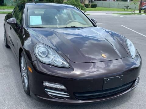 2012 Porsche Panamera for sale at Consumer Auto Credit in Tampa FL