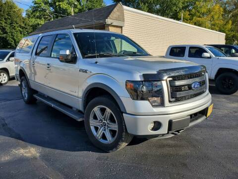 2013 Ford F-150 for sale at Appleton Motorcars Sales & Service in Appleton WI
