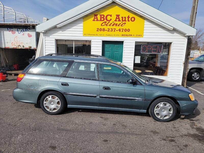 2001 Subaru Legacy for sale in Chubbuck, ID